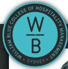 William Blue College of Hospitality Management - Education NSW