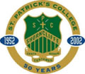 St Patrick's College Secondary - Education NSW