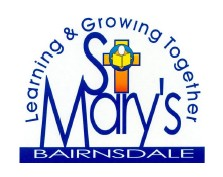 St Mary's Catholic Primary School Bairnsdale - Education NSW