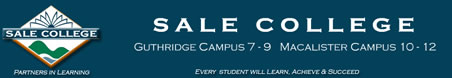 Sale College Macalister Campus - Education NSW