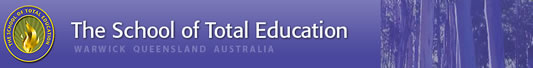 The School of Total Education - Education NSW