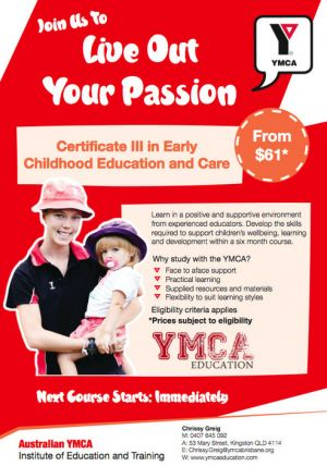 Y-Care - Education NSW