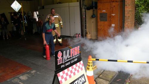 MFire Workplace Fire Safety - Education NSW