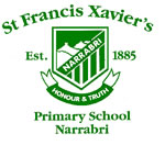 St Francis Xavier's Primary School Narrabri - Education NSW
