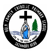 Holy Family Catholic Primary School Skennars Head - Education NSW